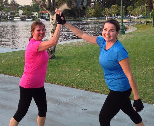 Meet this mother daughter team who lost over 75lb total and are in the best shape of their lives.